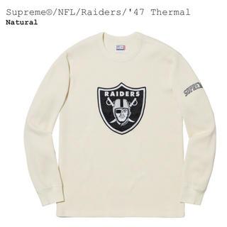 Supreme - Supreme NFL RAIDERS 47 thermal