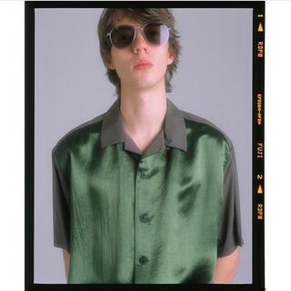 TOGA - TOGA VIRILIS 19ss オープンカラーシャツ