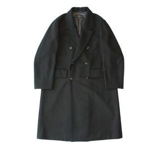 ラッドミュージシャン(LAD MUSICIAN)のsuper Nova. 19aw Double chester coat(チェスターコート)