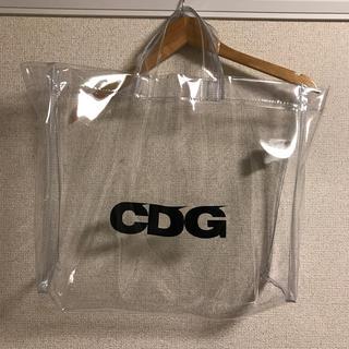 COMME des GARCONS - CDG PVCバッグ