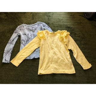 Old Navy - 110★長袖Tシャツ2枚セット