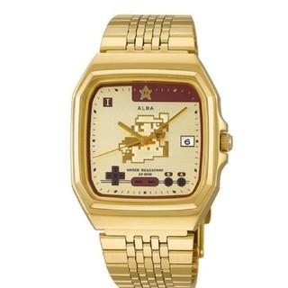 アルバ(ALBA)の SEIKO ALBA ACCK711 スーパーマリオ 腕時計 (腕時計(アナログ))