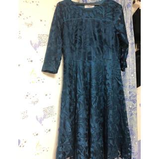 結婚式ドレス(ひざ丈ワンピース)
