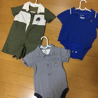 babyGAP - baby gap 70サイズ ロンパース等 まとめ売り♪