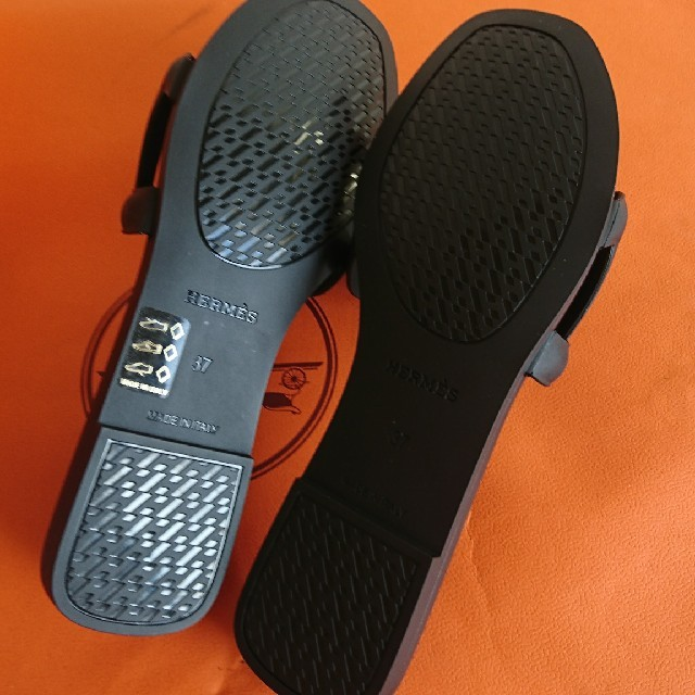 Hermes(エルメス)のエルメスサンダル アロハ 37 レディースの靴/シューズ(サンダル)の商品写真