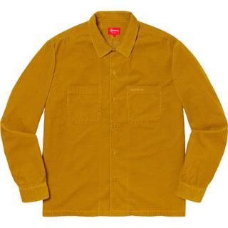 Supreme - Supreme Corduroy Shirt XL キムタク