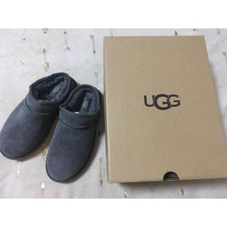 UGG - UGG CLASSIC SLIPPER GRAY★日本未入荷