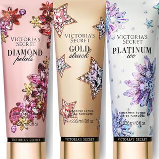 ヴィクトリアズシークレット(Victoria's Secret)のヴィクトリアシークレット限定品ハンドクリーム3本set!(ハンドクリーム)