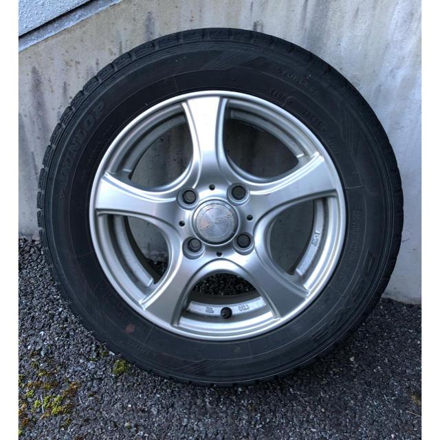 DUNLOP(ダンロップ)の⭐︎NONO⭐︎様 専用 自動車/バイクの自動車(タイヤ・ホイールセット)の商品写真