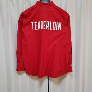 TENDERLOIN - テンダーロイン ワークシャツ