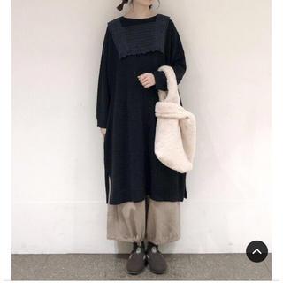 SM2 - サマンサモスモスバルーンパンツ 新品タグ付き  サイト販売終了品  ベージュ