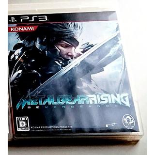 PlayStation3 - 【当日即決価格】「メタルギア ライジング リベンジェンス」