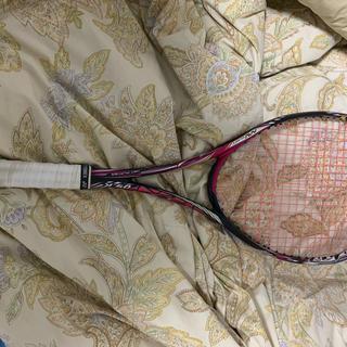 ミズノ(MIZUNO)の美品 SCUD 05R ソフトテニス ラケット(ラケット)