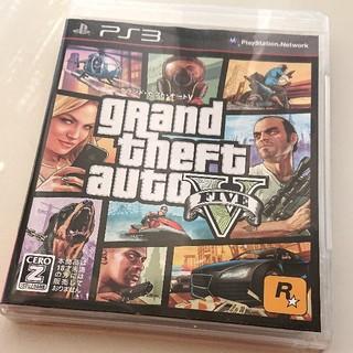 プレイステーション3(PlayStation3)の【当日即決価格】「Grand Theft Auto V PS3版」(家庭用ゲームソフト)