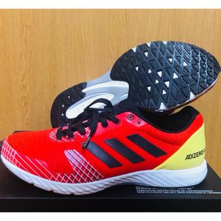 adidas - アディダス アディゼロ ランニングシューズ 新品