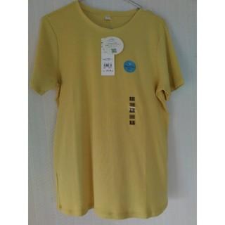 新品未使用◎オーガニックコットンTシャツ 【サイズ】LL  (Tシャツ(半袖/袖なし))