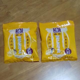 森永 ミルクキャラメル 大粒 2袋