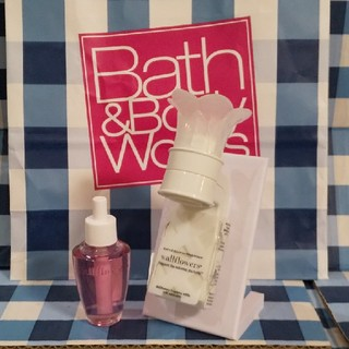 バスアンドボディーワークス(Bath & Body Works)のopi opi様専用 バスアンドボディワークス ウォールフラワー セット(アロマポット/アロマランプ/芳香器)