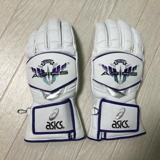アシックス(asics)のスキーグローブ 防寒グローブ スノボグローブ サイズ:M(ウエア/装備)