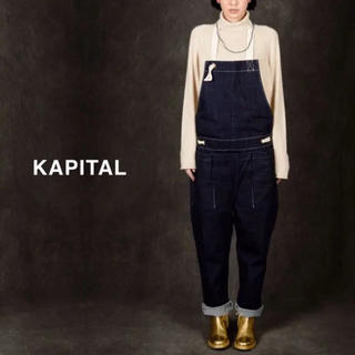KAPITAL - キャピタル(KAPITAL)12OZ デニムエプロン