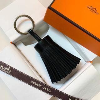 Hermes - ✨レアカラー✨エルメス カルメン ブラック ノワール キーホルダー 新品未使用