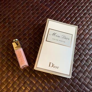 Dior - ディオール マキシマイザーとミスディオール