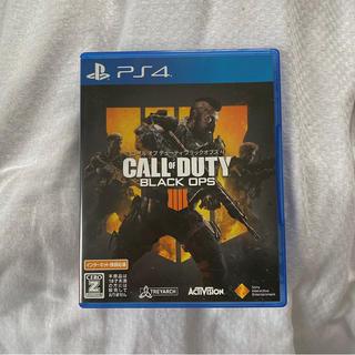 PlayStation4 - COD bo4