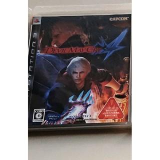 プレイステーション3(PlayStation3)の【当日即決価格】「Devil May Cry 4」(家庭用ゲームソフト)