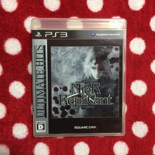 プレイステーション3(PlayStation3)のPS3 ソフト ニーア レプリカント RPG GAME ゲーム ニーアオートマタ(家庭用ゲームソフト)
