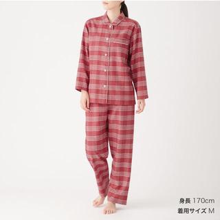ムジルシリョウヒン(MUJI (無印良品))の新品タグ付き 無印良品 フランネルパジャマ XL(パジャマ)