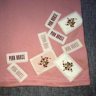 ピンクハウス(PINK HOUSE)のピンクハウス フード付きベスト(ベスト/ジレ)