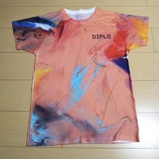 【DIPLO】新品 人気 DJ EDM メンズ Tシャツ
