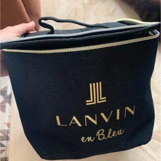 ランバンオンブルー(LANVIN en Bleu)のランバンオンブルー💄マルチボックス(ポーチ)