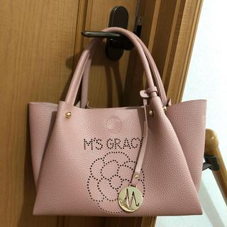 M'S GRACY - 中古品M'sグレイシーカバン