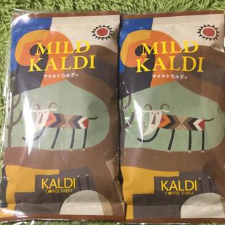 KALDI - マイルドカルディ コーヒー豆 中挽 2袋