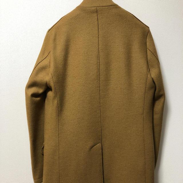 Edition(エディション)のEDITION ロングコート メンズのジャケット/アウター(チェスターコート)の商品写真