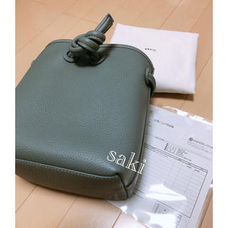 FRAY I.D - 【正規品】vasic bond mini  トゥモローランド別注 モナコブルー