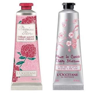 L'OCCITANE - ピオニー&チェリー