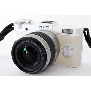 PENTAX - 超小型軽量☆Pentax Q-S1☆手ぶれ補正 フルHD動画撮影可能