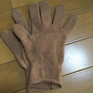 ジョンストンズ(Johnstons)のカシミヤ100%  手袋(手袋)