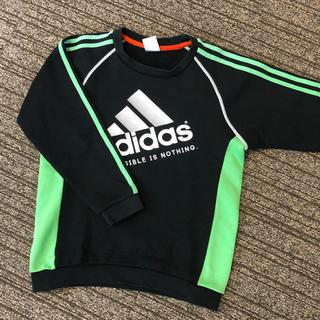 adidas - アディダス 男の子150㌢ トレーナー