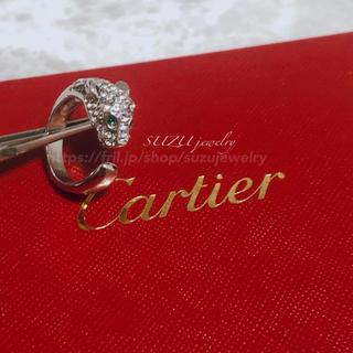 カルティエ(Cartier)の最新作✨ユニセックスリング❤️最高級人工ダイヤモンド✨カルティエ好きに✨(リング(指輪))