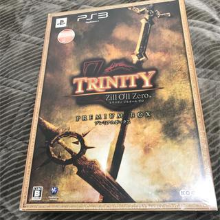 プレイステーション3(PlayStation3)のトリニティ ジルオール ゼロ(家庭用ゲームソフト)