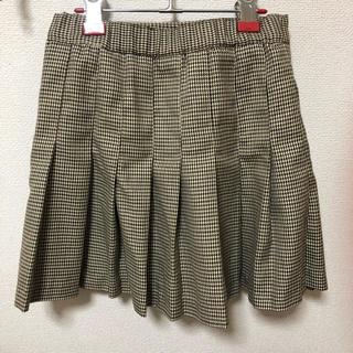 WEGO - WEGO プリーツスカート Mサイズ