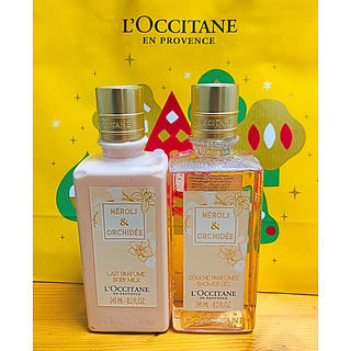 L'OCCITANE - 🌸新品未使用🌸 ロクシタン NO ネロリオーキデ