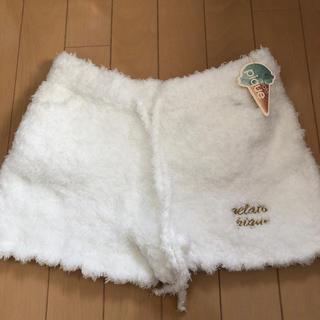 gelato pique - ピケ スカラップ ショートパンツ