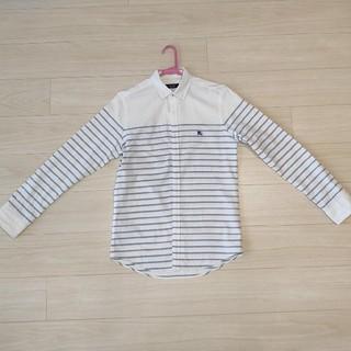 バーバリーブラックレーベル(BURBERRY BLACK LABEL)のバーバリー ブラックレーベル ブロードシャツ(シャツ)