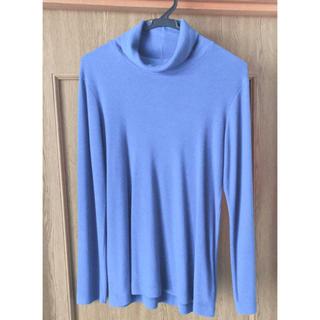 ユニクロ(UNIQLO)のユニクロ ハイネックセーター XL ☆(ニット/セーター)