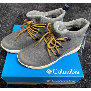 コロンビア(Columbia)の新品 Columbiaコロンビア 25cm ショートブーツ YU3966-030(ブーツ)
