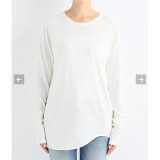 DEUXIEME CLASSE - 【新品】Deuxieme Classe Layering Tシャツ ホワイト